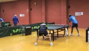 Getting What You Want in Table Tennis