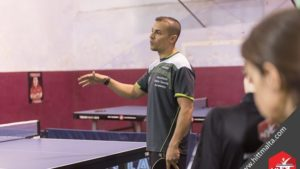 Eli Baraty Performance Table Tennis Coach