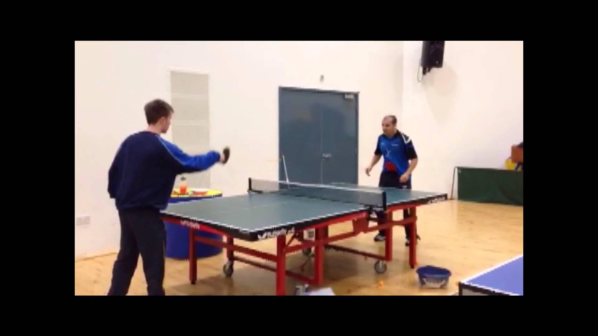 TABLE TENNIS TRICKS