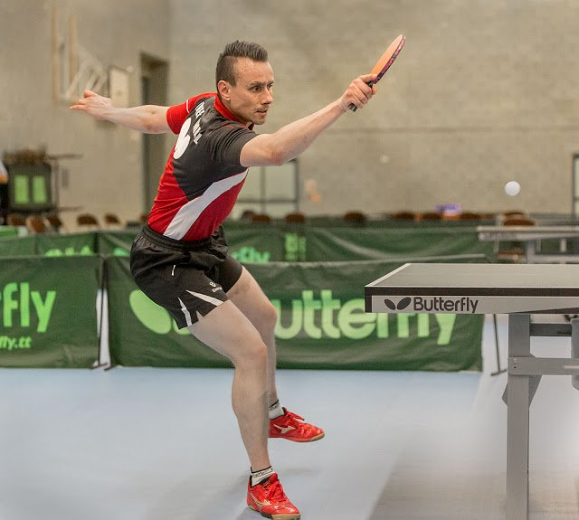 High Quality Shots in Table Tennis