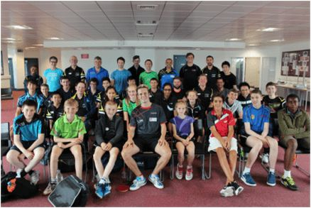 Adult Table Tennis and Coaching in England!
