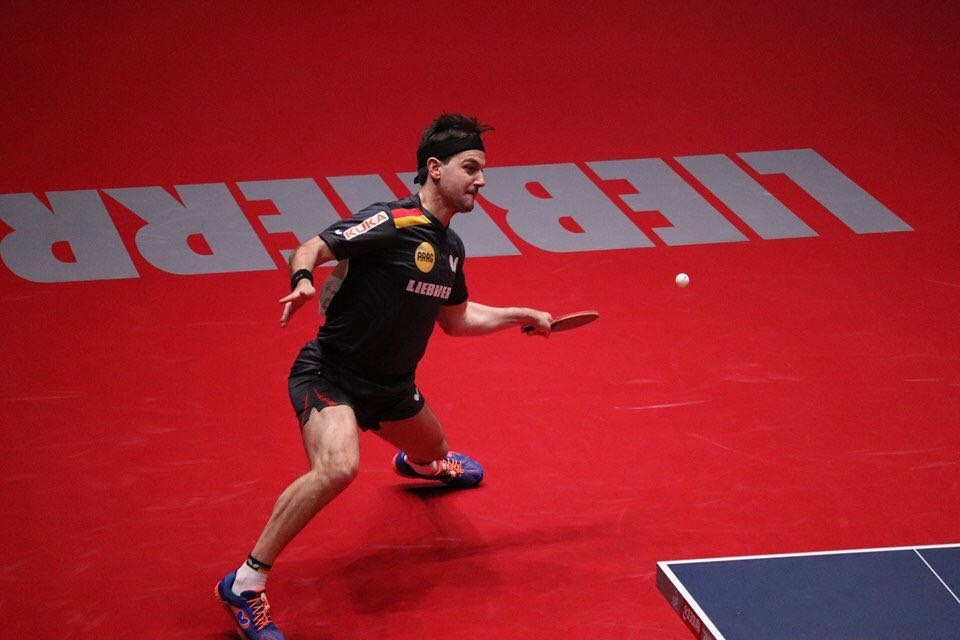 Timo Boll – Can win the Olympics! Wildcard