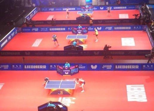 World Table Tennis Team Championships 2018