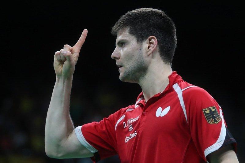 Dima New world no.1 table tennis