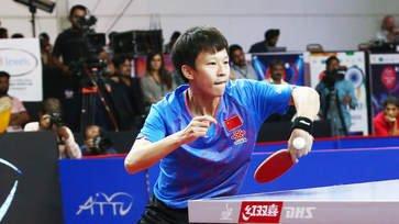 Playing for China Lin Gaoyuang