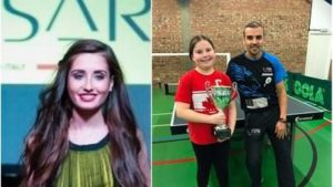 Sister's Death Inspires ten-year-old Table Tennis Prodigy