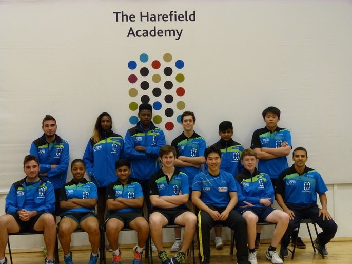 Table Tennis in Harefield