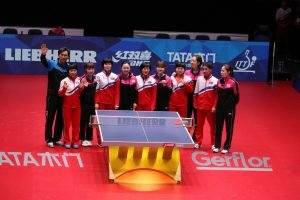 Table Tennis Diplomacy