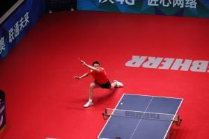 Table Tennis Perseverance