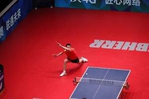 Xu Xin - Aerobic Table Tennis