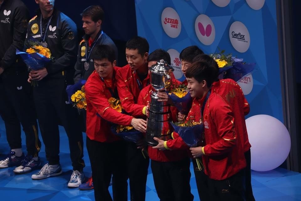 China's Table Tennis Dominance at the World Championships 2018