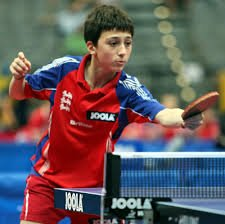 Table Tennis England Reveal European Youth Squad's Line UP!