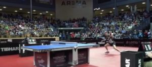 Timo Boll Winning his 13th & last National Championships