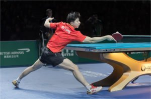 Who is the Greatest Table Tennis Player of all Time? JO- Waldner or Ma Long?