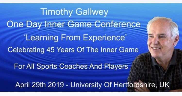 Inner Game by Timothy Gallwey