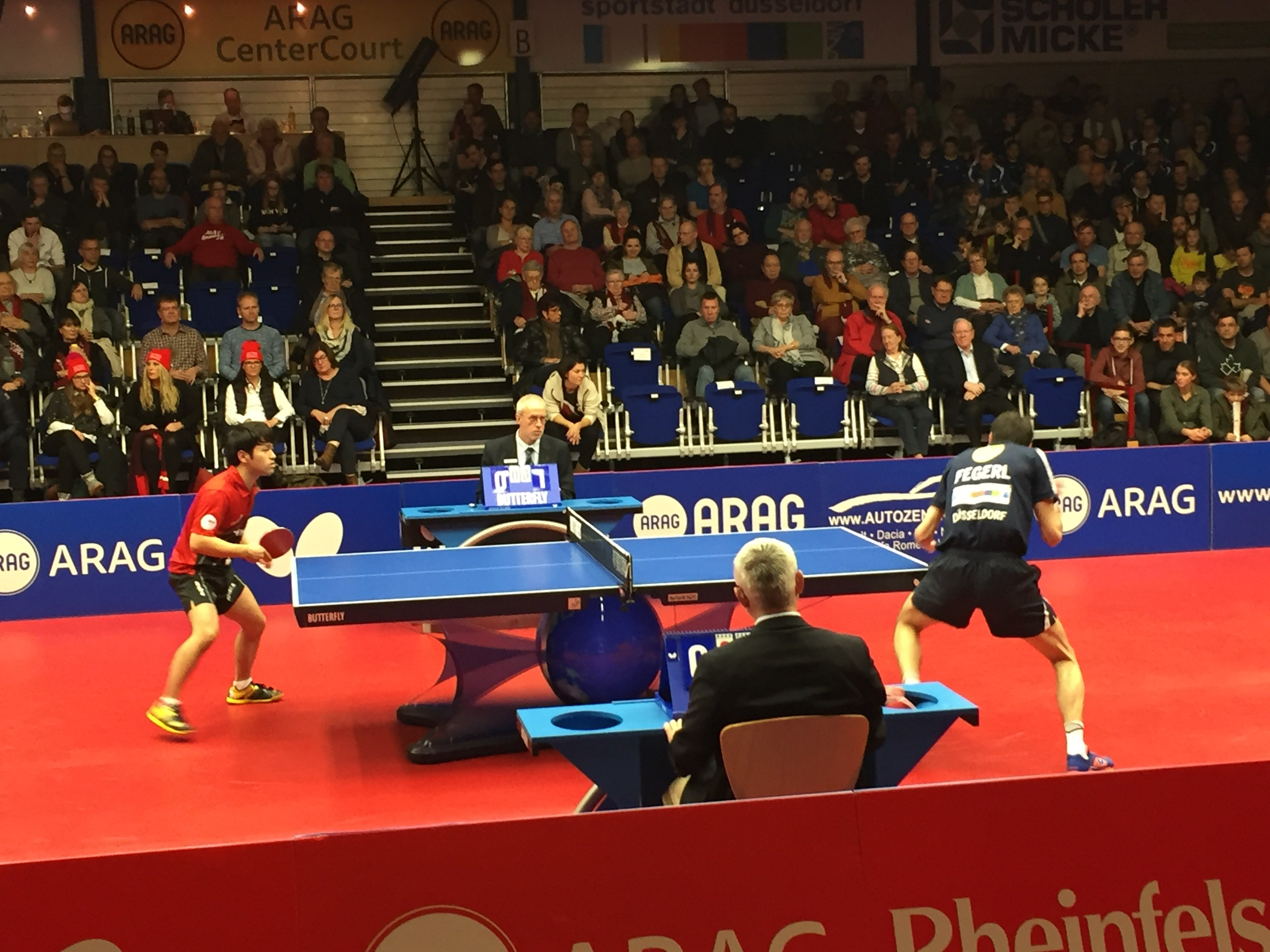 Table Tennis Short Game