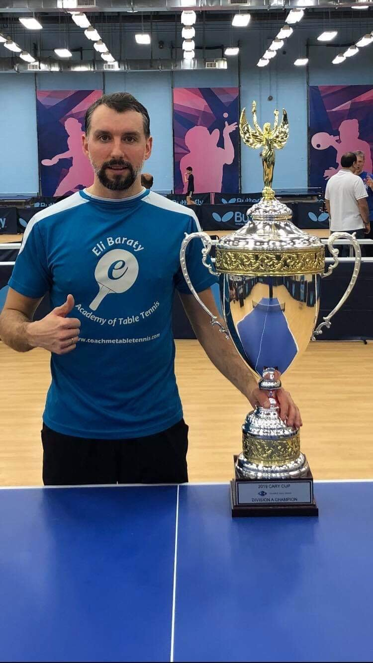 Cary Cup – Triangle Table Tennis Club (USA)