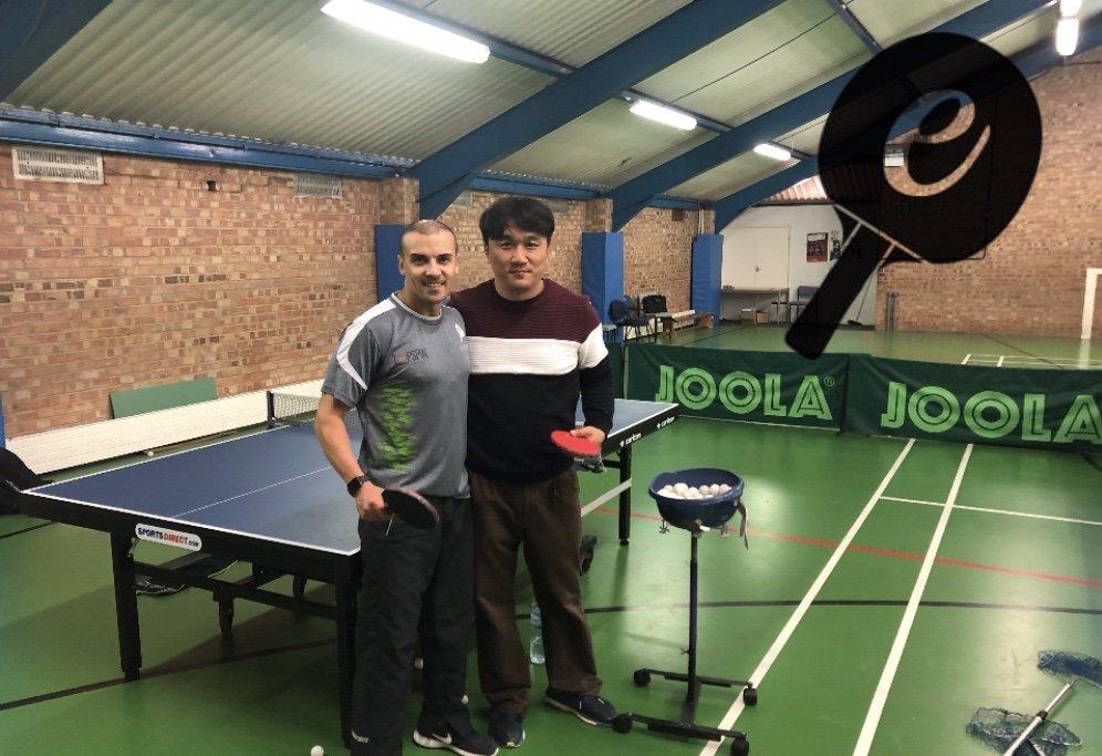 Table Tennis Fan