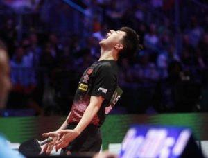 World Table Tennis Champion 2019