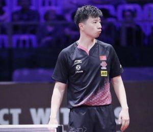 Ma Long – Can win the Olympics! #2