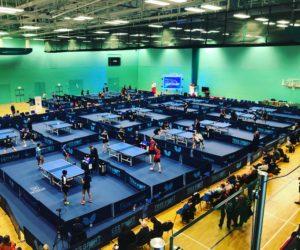 English Junior Table Tennis National Championships 2019