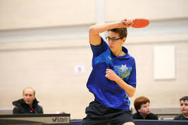Sammy Kaye Maccabi GB Table Tennis