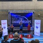 English National Championships Under 10-13's