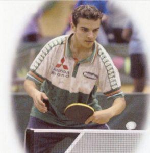 Aspiring young player - Eli Baraty