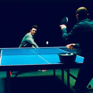 Private Table Tennis Coaching with Eli Baraty