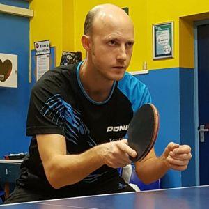 Meet eBaTT team member Edward Lynn – collaboration Table Tennis Coach
