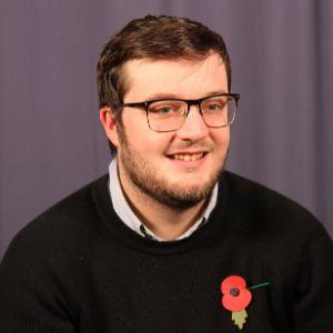 Meet eBaTT team member Terry Emberson - cameraman