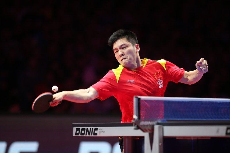 Fan Zhendong – Can win the Olympics! #1