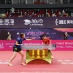 The women's final Chen vs Sun!