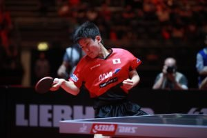 Tomokazu Harimoto – Can win the Olympics! #3