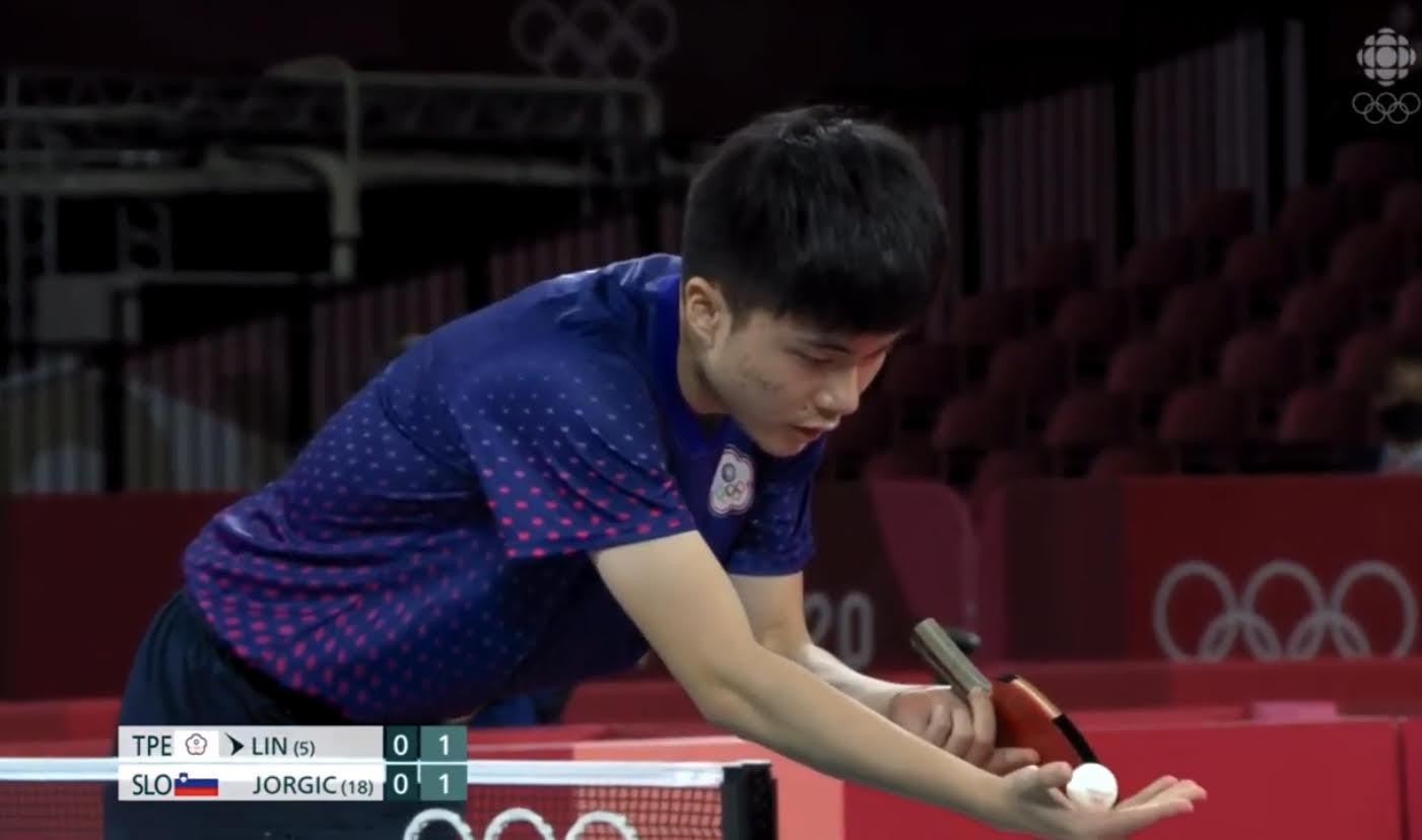 Lin Yun-Ju – Can win the Olympics! #4